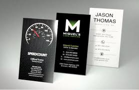 business card business cards by 123print