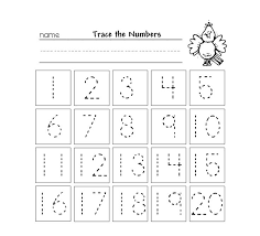 counting numbers 1 to 20 best 25 20 and counting ideas on preschool