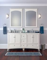 Framed Mirrors For Bathroom Vanities Bright Glass Bathroom Furniture With Floral Motif Megjturner