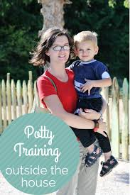 outside of the house potty training outside of the house all things parenting