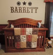 cowboy themed baby room