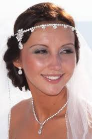 forehead bands bridal forehead bands wit pearls and crystals search