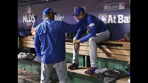 nationals to interview cubs bench coach dave martinez for