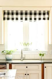 How To Sew Valance How To Make A No Sew Valance
