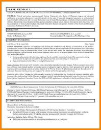 4 pharmacist resume objective synopsis format