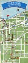 Unt Parking Map 2014 15 Back Roads And Beaches Bike Map And Guide By Visit Lorain