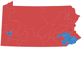 map for how big a deal is a new congressional map for pennsylvania the