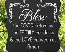 thanksgiving prayer etsy