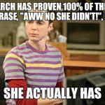 Big Bang Theory Meme - sheldon big bang theory meme generator imgflip