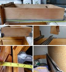 odd cabinet drawer slides unable to match replacements swisco com
