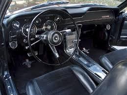 1967 Mustang Black Raven Black 1967 Ford Mustang Hardtop Mustangattitude Com Photo