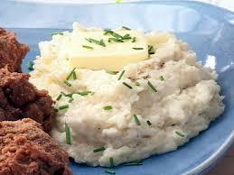 mock garlic mashed potatoes recipe food network