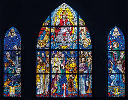 stained glass window stained glass windows all saints u0027 episcopal church