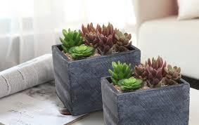 herb planter diy plant diy concrete planter awesome small planters diy concete