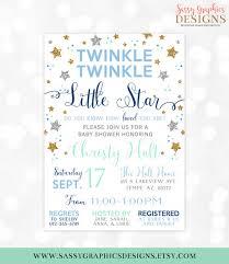 twinkle twinkle baby shower twinkle twinkle baby shower invitation baby boy
