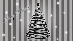 black and white christmas wallpaper christmas wallpapers must set on your desktop design