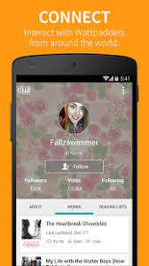 how to get free books on android wattpad free books android apps on play