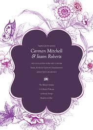 Invitation Card For A Wedding Wedding Invitation Cards Samples Thebridgesummit Co