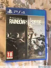 siege jeu jeu ps4 rainbow six siège a vendre 2ememain be