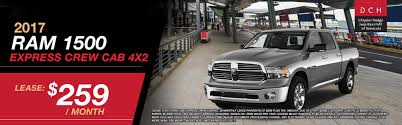 dodge ram 1500 lease lease specials