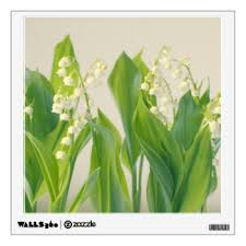 Lily Of The Valley Flower Lily Of The Valley Gifts On Zazzle