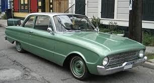 1960 Ford Falcon Interior 1960 Ford Falcon Classics For Sale Classics On Autotrader