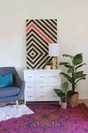 Diy Paintings For Home Decor Diy Wall Art
