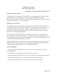Formal Business Letter Salutation by Tips For Writing Business Letters Image Collections Examples