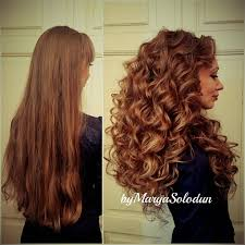 easy curling wand for permed hair 66 best hair curl images on pinterest hair beauty brunette hair
