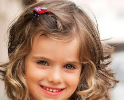 childrens hairstyles with bangs cute little layered haircuts