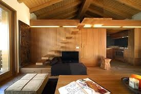 Wooden Interior Wooden Interior Wood Love Atmosphere Of Unity Recreated In An