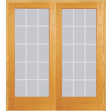 Home Depot 6 Panel Interior Door 6 Panel French Doors Interior U0026 Closet Doors The Home Depot