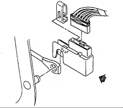 Light Switch Replacement How Do You Remove The Clip To Replace A Brake Light Switch On A