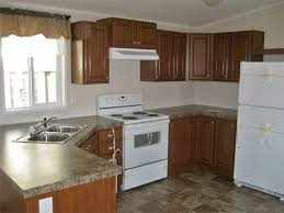 mobile home kitchen cabinets pine wood homes best 25 kitchens
