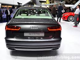 audi a6 india 2015 audi a6 to launch in india on august 20 2015 audi a6 to