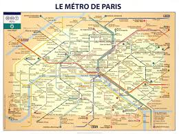Kansas City Metro Map by Amazon Com Rare Posters Ratp Le Metro De Paris Poster Posters