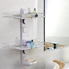 Bathroom Suction Shelves Bathroom Suction Shelf 28 Images Naleon Signature Stainless