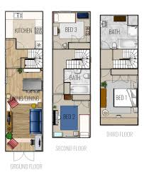 terraced house floor plans the floor plan and what i u0027d do if it were mine emmerson and