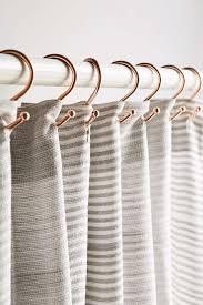 Shower Curtain Track Hooks Best 25 Shower Curtain Hooks Ideas On Pinterest Shower Rods And