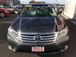 wills toyota used cars toyota avalon limited front wheel drive in idaho for sale used