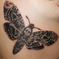 death moth tattoo on pinterest moth tattoo death head moth