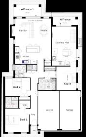 Multigenerational House Plans With Two Kitchens Designs