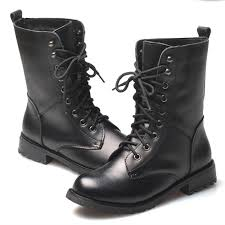 buy womens leather boots 25 beautiful womens lace up motorcycle boots sobatapk com