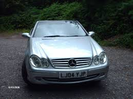 convertible mercedes 2004 convertible mercedes clk 2004 in southampton hampshire gumtree