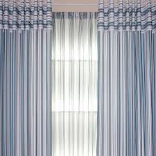 Striped Living Room Curtains by Nautical Striped Beautiful Living Room Or Bedroom Curtains Buy