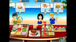 jeux de cuisine fast food jeux de cuisine pour les fille applications android sur play