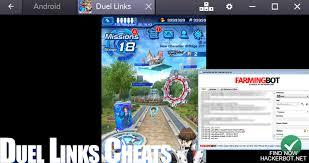 yugioh android yu gi oh duel links hacks bots mods and cheats