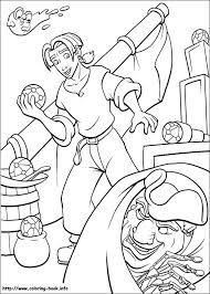 treasure planet coloring picture coloring pages 2