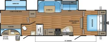 jay flight trailers floor plans jayco jay flight slx 32bdsw bunk house trailer 0670097 tcrv