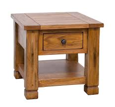 rustic end tables cheap rustic oak end table oak end table rustic end table oak side table